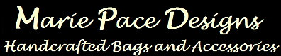 Marie Pace Designs: Handcrafted Bags and Accessories